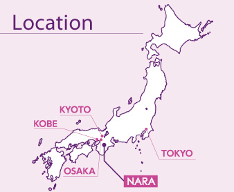 Location And Transportation About Tenri University Tenri University